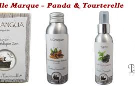 Institut beauté spa massage Chateauroux panda et tourterelle