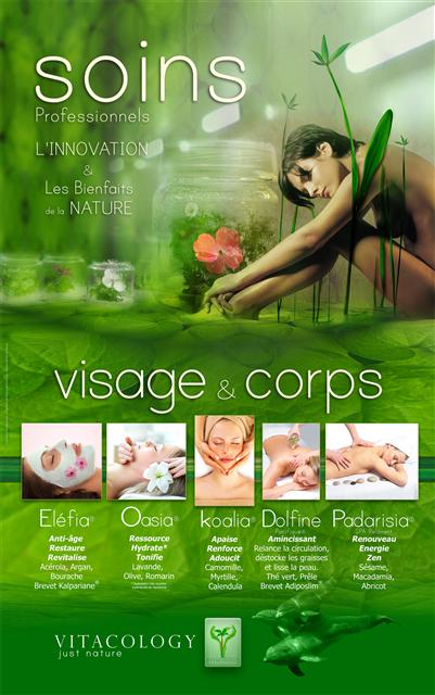 Vitacology Naturan Institut de Beauté Chateauroux